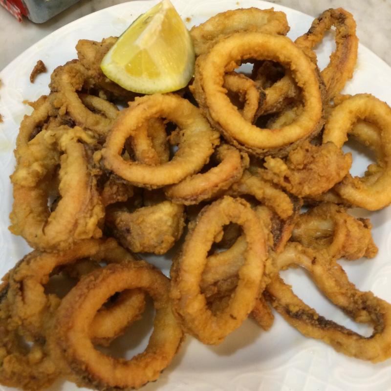 rabas de calamar bar cantabria santander