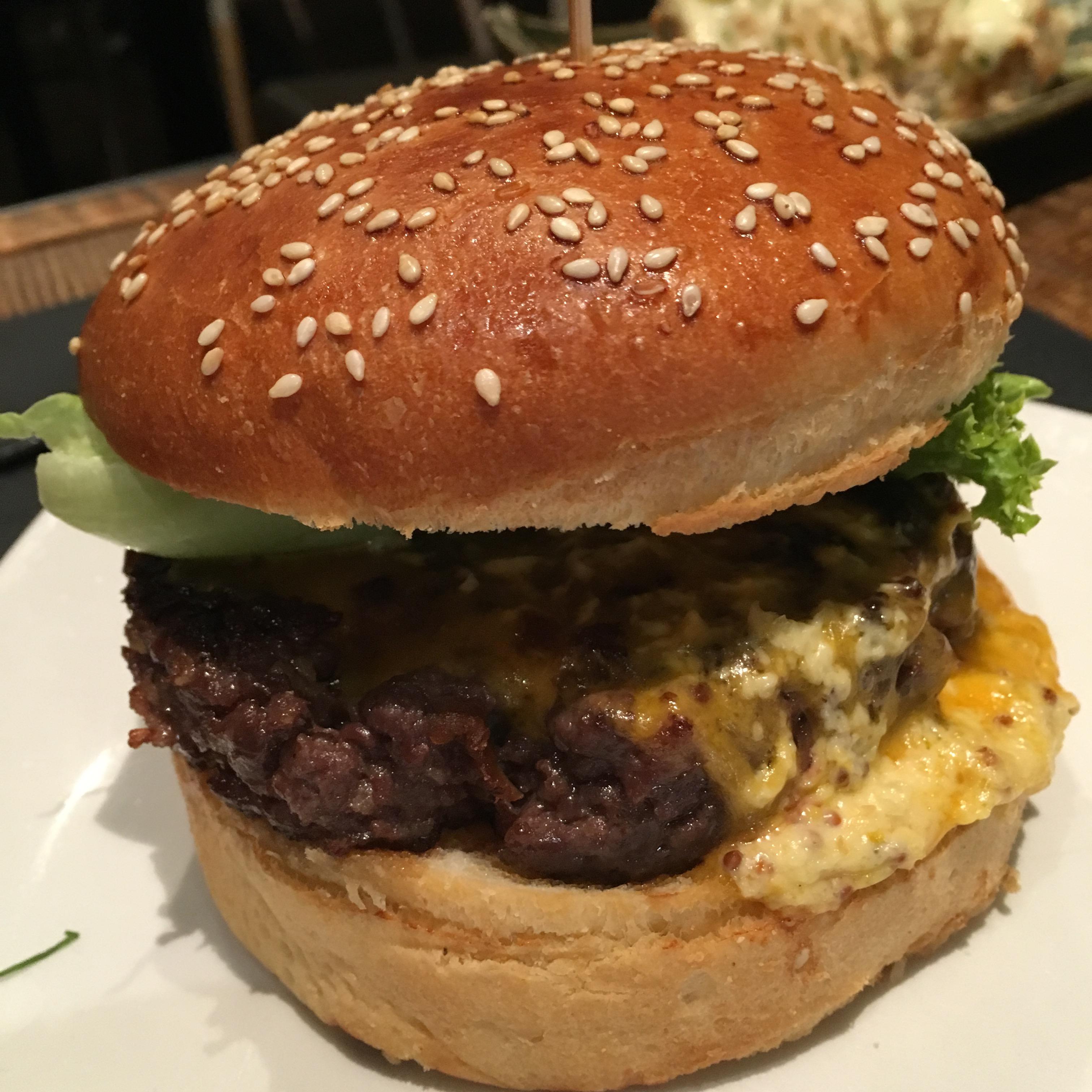 hamburguesa de vaca gallega