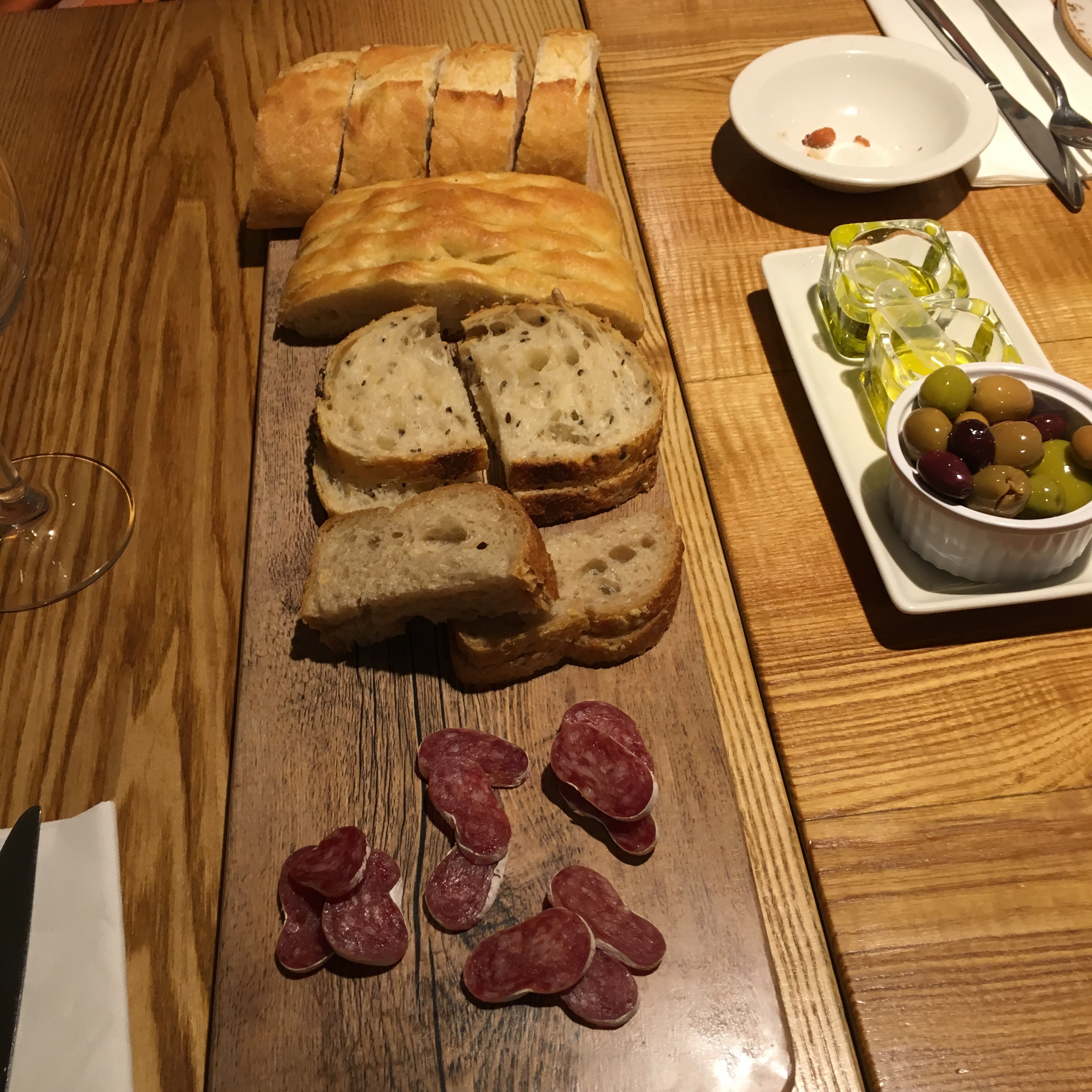 pan casero alicante
